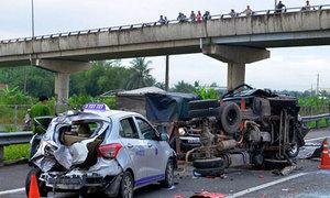 Khi xảy ra tai nạn giao thông, đơn vị quản lý đường có trách nhiệm gì?