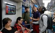 Giải pháp giúp khán giả xem World Cup dưới lòng thủ đô Nga