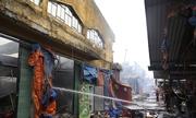 Trưởng và phó ban quản lý chợ Sóc Sơn bị đình chỉ công tác