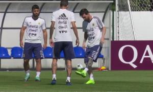 Hy vọng cuối cùng cho Messi và đồng đội tại World Cup 2018