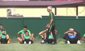 Đội tuyển 'chuột túi' và cơ hội mong manh tại bảng C