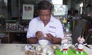 Báo Pháp ca ngợi thầy giáo Việt làm linh vật World Cup từ vỏ trứng