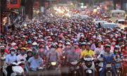 'Cấm xe máy - Hà Nội và TP HCM cần làm ngay'