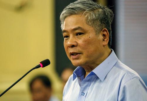 Ông Đặng Thanh Bình. Ảnh: Thành Nguyễn.