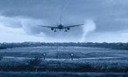 Máy bay có bị sét đánh không?