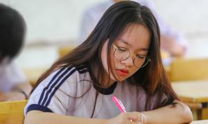 Hơn 440.000 thí sinh thi bài cuối cùng THPT quốc gia