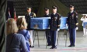 Mỹ chuẩn bị đón 200 hài cốt lính tử trận tại Triều Tiên