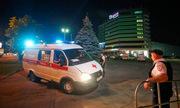 Thành phố tổ chức World Cup bị dọa đánh bom, sơ tán 16 địa điểm