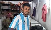 Fan cuồng của Messi nhảy sông tự tử sau trận thua Croatia
