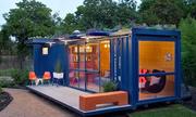 Ý tưởng xây phòng học bằng container ở vùng núi Việt Nam
