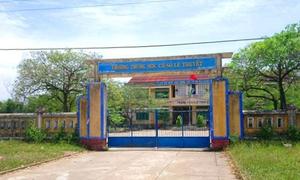Nam thanh niên hiếp dâm cô giáo tại trường bị khởi tố
