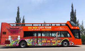 Ít khách, xe buýt 2 tầng muốn chạy đêm và giảm giá vé