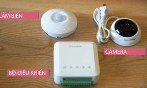 Hệ thống camera canh giữ nhà giá 30 triệu