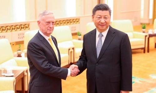 Chuyến thăm Trung Quốc giữa rừng căng thẳng của bộ trưởng quốc phòng Mỹ