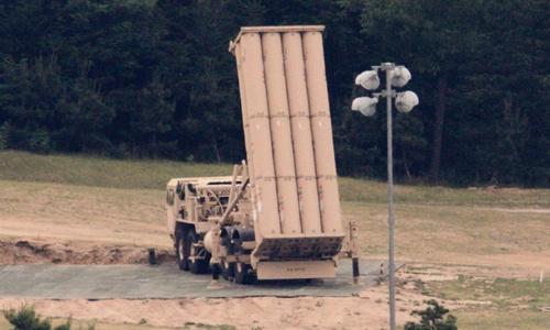 Mỹ vẫn nâng cấp lá chắn tên lửa tại Hàn Quốc