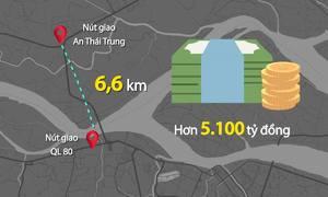Đề xuất xây cầu Mỹ Thuận 2 bắc qua sông Tiền