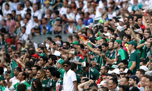 Xem World Cup - cách giải tỏa của người nhập cư trái phép ở Mỹ