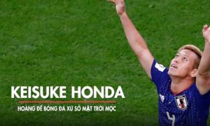 Keisuke Honda - Hoàng đế bóng đá xứ sở mặt trời