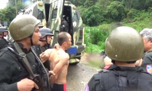 Cuộc vây ráp hai trùm ma túy ở Lóng Luông