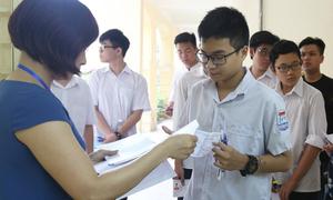 Điểm chuẩn vào lớp 10 trường chuyên ở Hà Nội