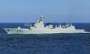 Tàu chiến Trung Quốc tập trận hơn 10 ngày gần Đài Loan