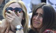 Cổ động viên Đức khóc nức nở sau thất bại tại World Cup