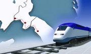 Dự án đường sắt nối Nga với hai miền Triều Tiên