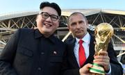 Bản sao Kim Jong-un, Putin bất ngờ xuất hiện ở World Cup