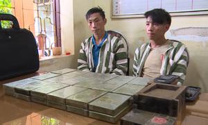 Sơn La thu giữ gần 24.000 viên ma túy tổng hợp