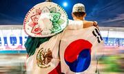 Người Mexico nhảy Gangnam Style sau khi Hàn Quốc đánh bại Đức