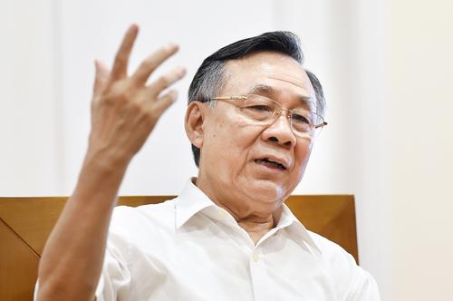 Ông Dương Chính Thức, cựu đại sứ Việt Nam tại Triều Tiên. Ảnh: NVCC.