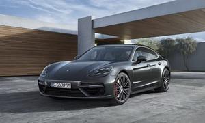 Porsche Panamera phải dừng bán do lỗi hệ thống treo