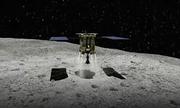 Thiết bị thăm dò đáp xuống tiểu hành tinh sau hành trình 3,2 tỷ km