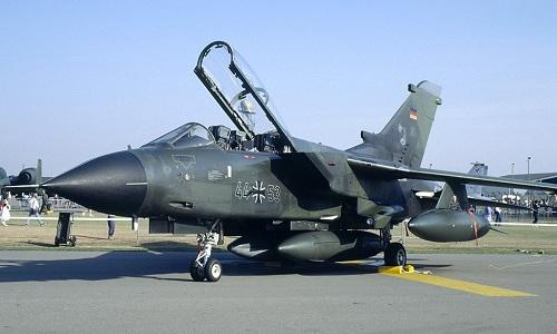 Một tiêm kích Tornado của không quân Đức. Ảnh: Military.