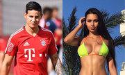 Siêu mẫu Nga khiến tuyển thủ Colombia bị cổ động viên chế nhạo