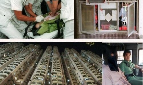 Khu chung cư ở quận Thuyền Loan, nơi có căn hộ xảy ra vụ tự tử bằng khí gas vào năm 1996, khiến 6 người thiết mạng. Ảnh: SCMP.