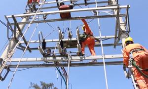 Đảo Cô Tô có điện trở lại sau 11 ngày xảy ra sự cố