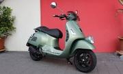 Vespa Sei Giorni - xe tay ga đặc biệt giá gần 200 triệu