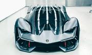 Lamborghini bí mật giới thiệu siêu xe hybrid cho khách nhà giàu