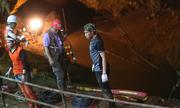 Quân đội Mỹ tham gia tìm kiếm đội bóng Thái Lan mắc kẹt trong hang động