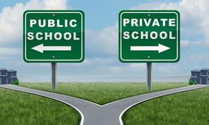 Nên cho trẻ học trường công hay tư?