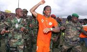 Trận bóng giúp chấm dứt nội chiến Bờ Biển Ngà năm 2005