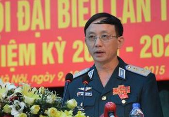 Trung tướng Nguyễn Văn Thanh.