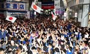 Những kẻ lợi dụng ngày hội World Cup để quấy rối phụ nữ ở Nhật