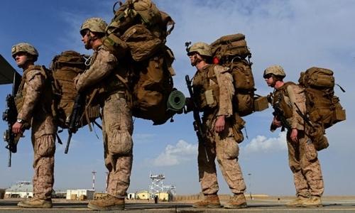 Mỹ có thể điều thủy quân lục chiến tới Đài Loan