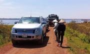 Người dân Bình Định giữ 3 ôtô của đoàn khảo sát dự án điện mặt trời