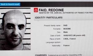Trùm tội phạm Pháp vượt ngục bằng trực thăng