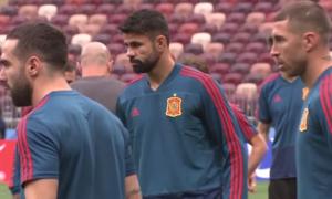 Chờ chủ nhà gây bất ngờ trước Tây Ban Nha