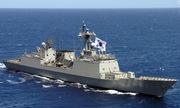 Hàn - Triều nối lại liên lạc trên biển sau 10 năm