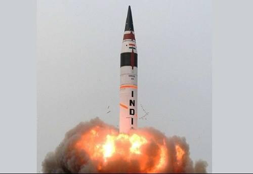 Ấn Độ sắp biên chế tên lửa đạn đạo xuyên lục địa đầu tiên